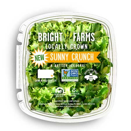 brightfarms sunny crunch