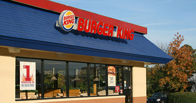 burger king durham exterior