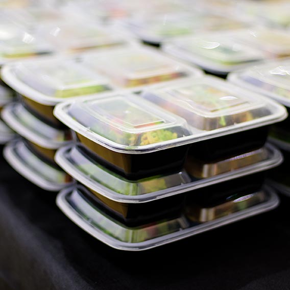 catering boxes