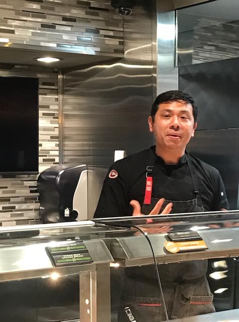 Chef Jimmy Wong