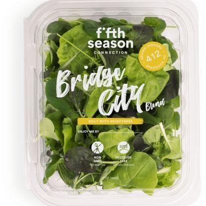fifth season greens