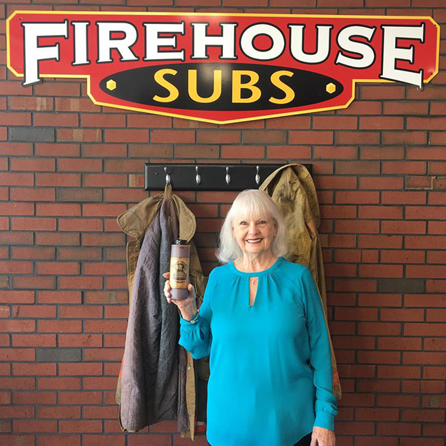 firehouse subs mother