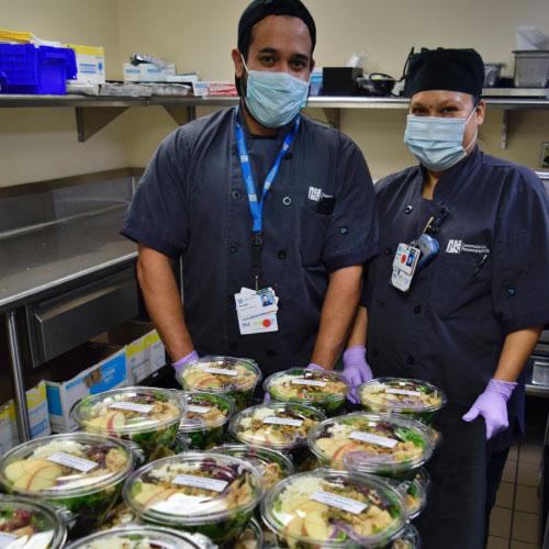 food cart courtesy JPS health network