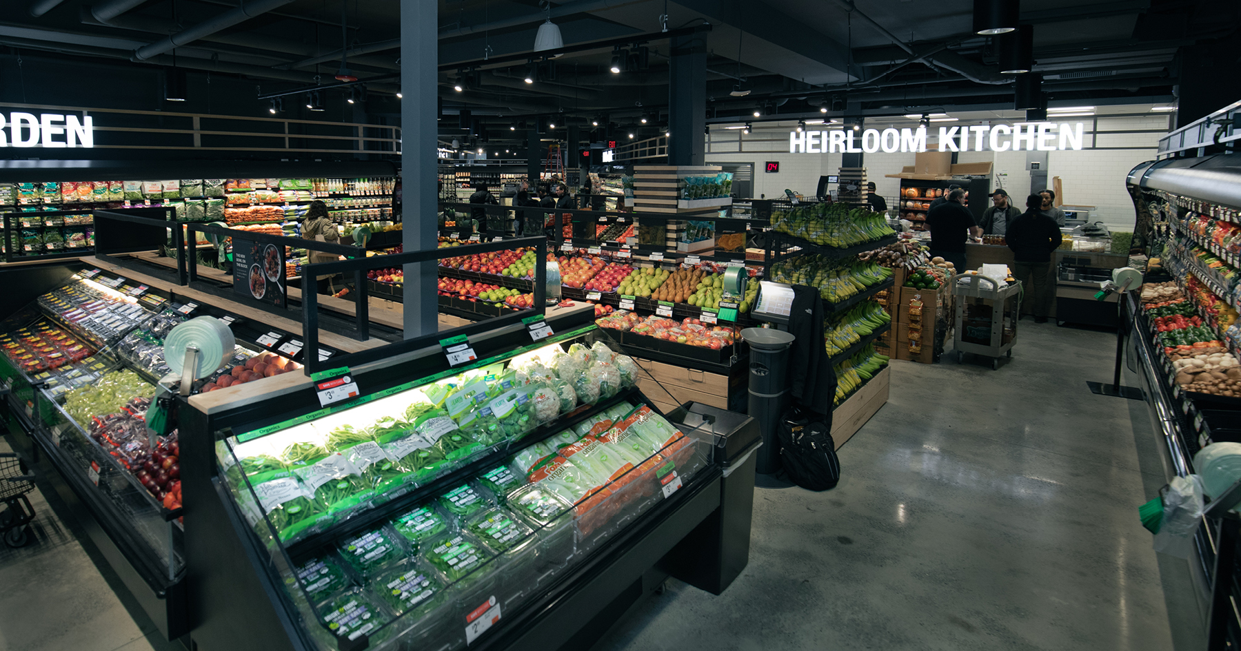 giant heirloom market inside