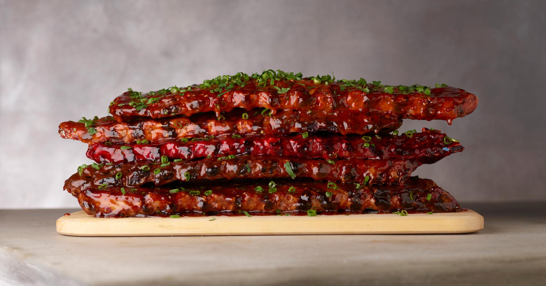 Global ribs stack