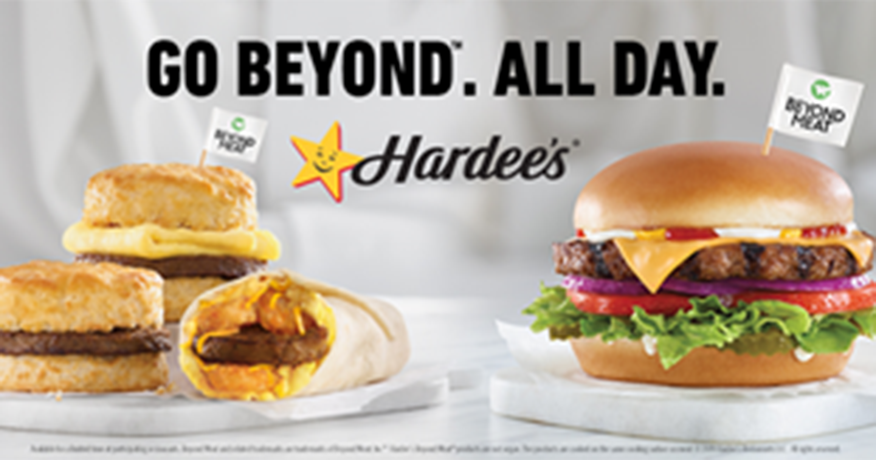 Hardees impossible