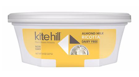 kite hill almond milk ricotta