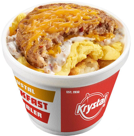 krystal breakfast bowl