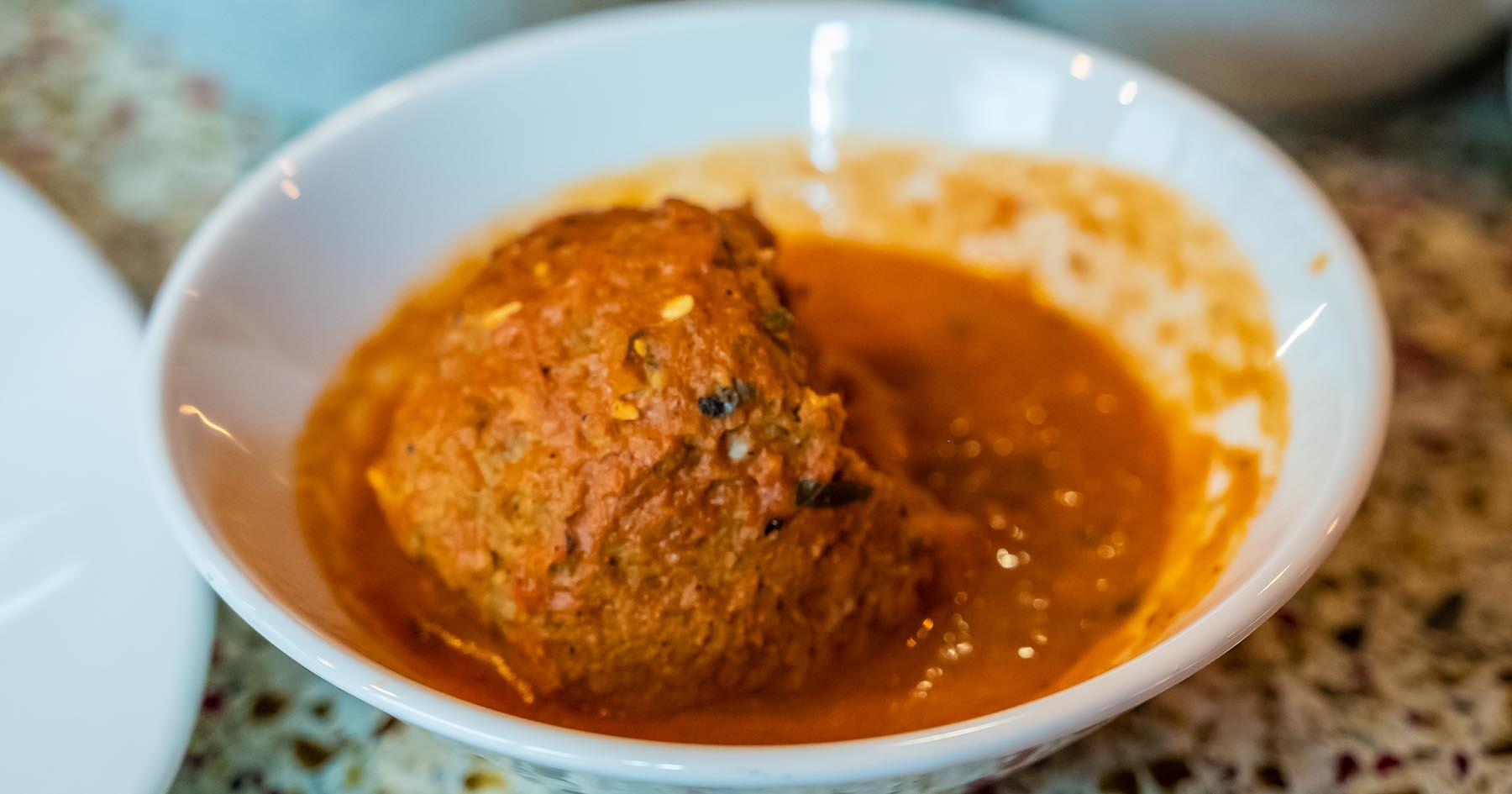 Lebanese Meatball