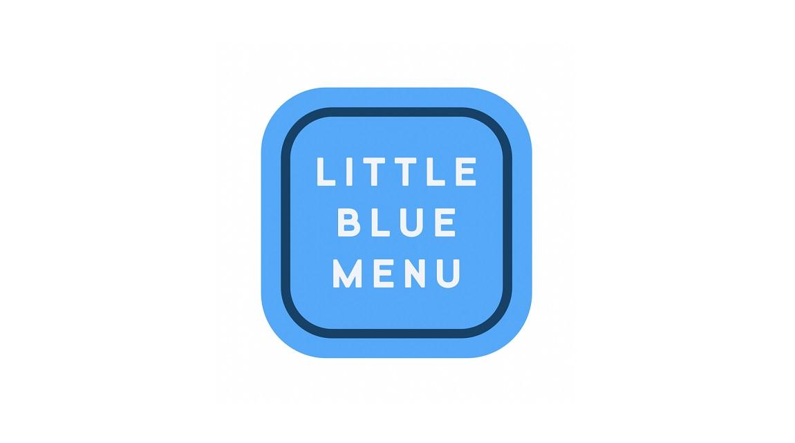 Little Blue Menu