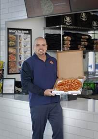 marcos pizza tony libardi