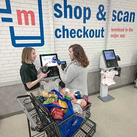 meijer shop scan app