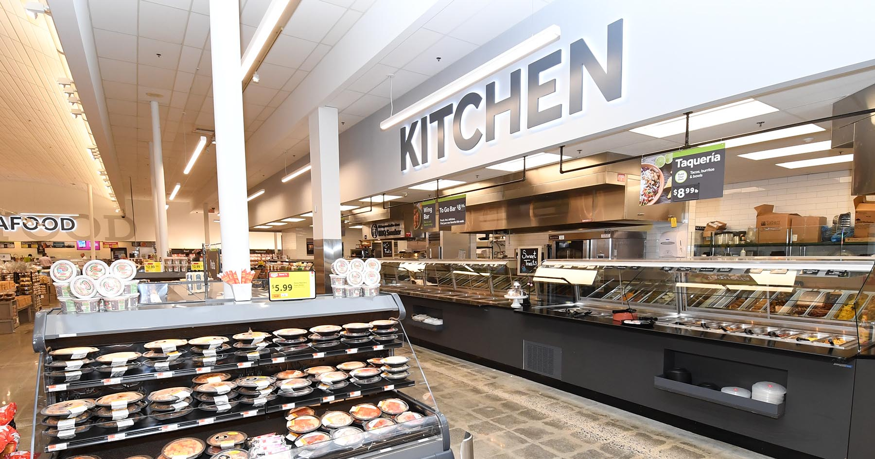 New Kitchens with Meals on the Go at Stop & Shop