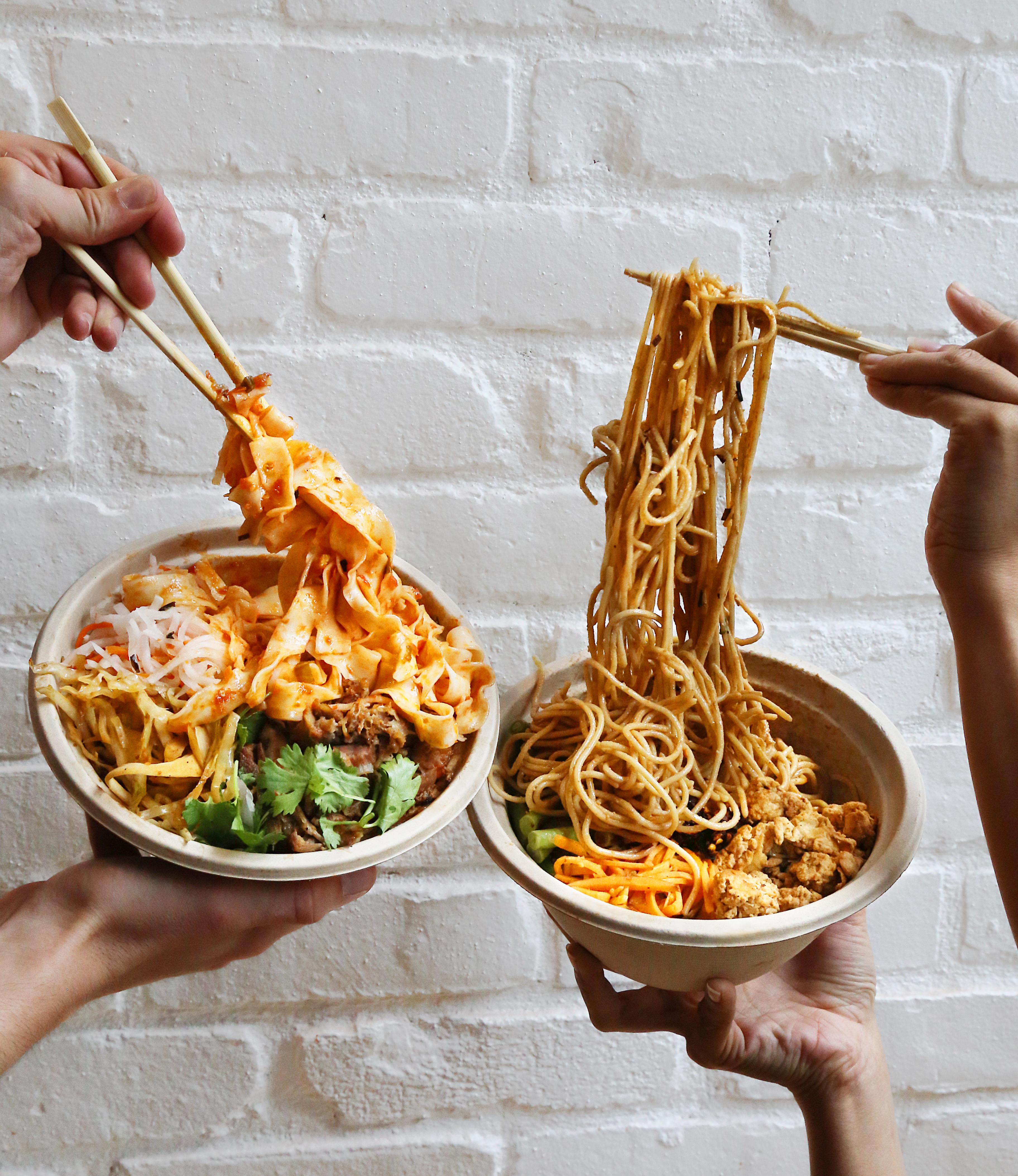 Junzi noodles