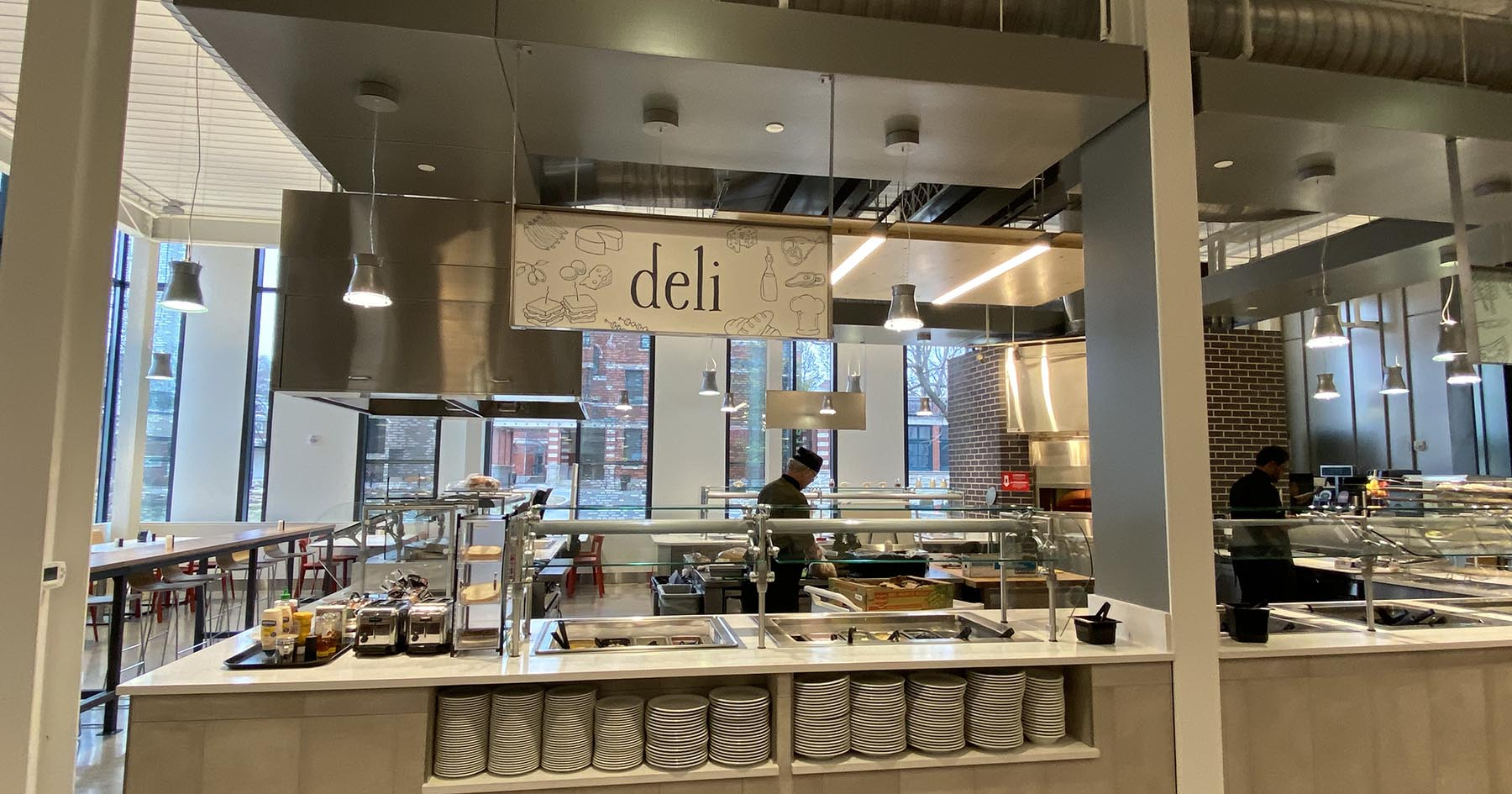 Deli, Kansas City Art Institute