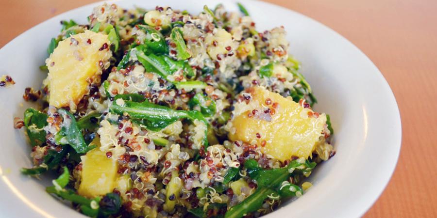 quinoa beet salad alfalfas market