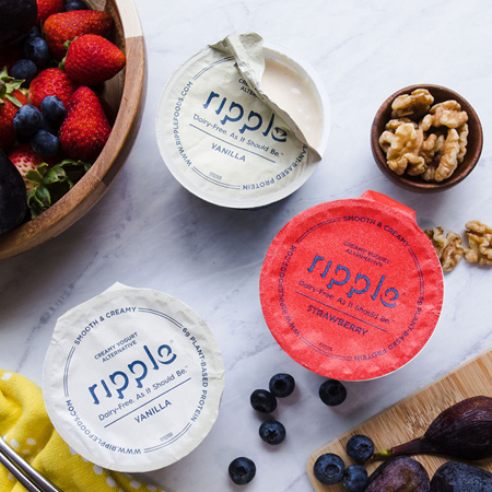 Ripple Foods Dairy Free Yogurt