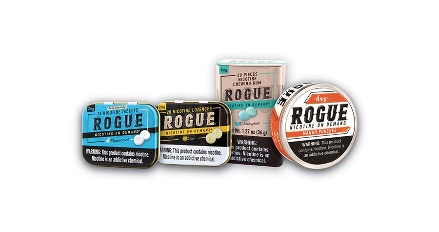 rogue lineup