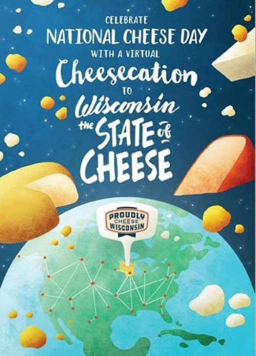 state of cheese