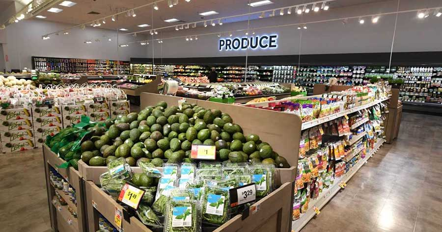 stop shop produce