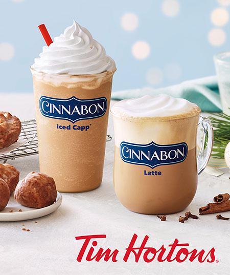 cinnabon latte