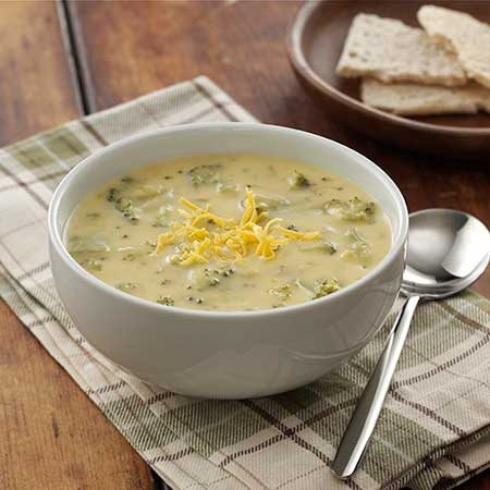 walmart broccoli cheddar soup