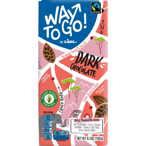 way to go chocolate bar