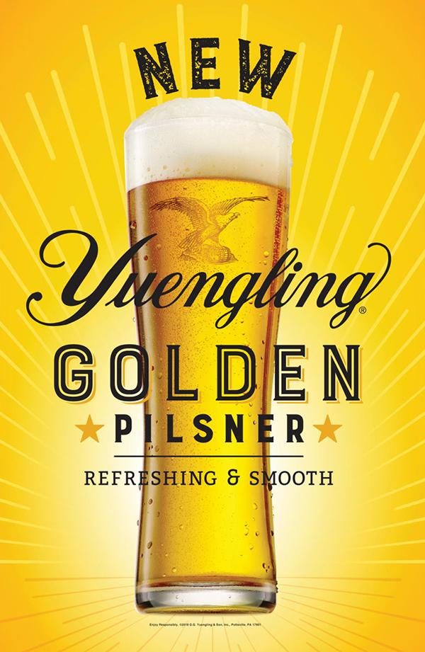 yuengling golden pilsner