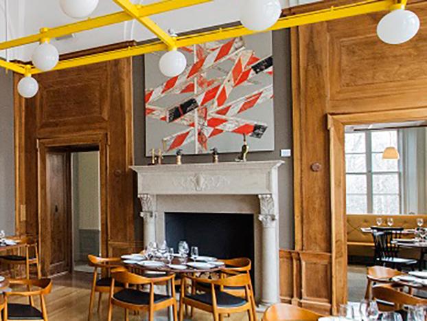jockey hollow dining room