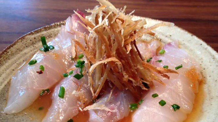 k10 modern japanese food