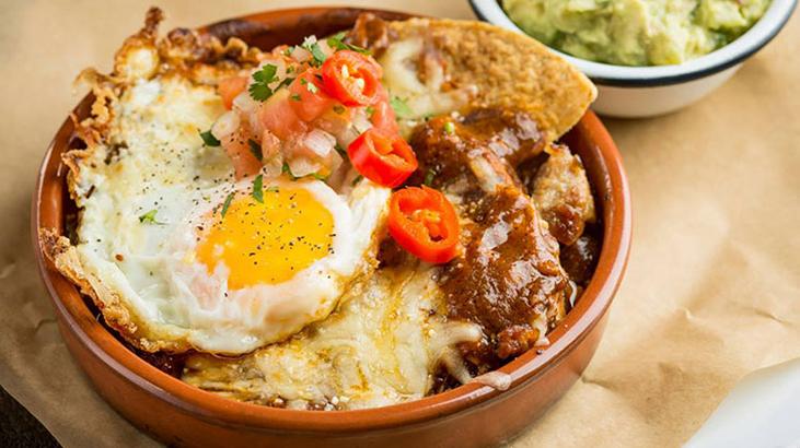 ethnic breakfast menu idea