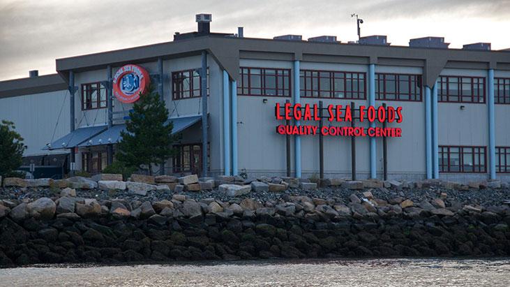legal sea foods quality control center