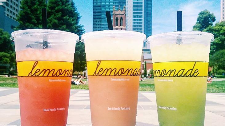 lemonade drinks