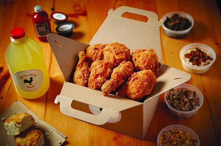 LQ Chicken Shack