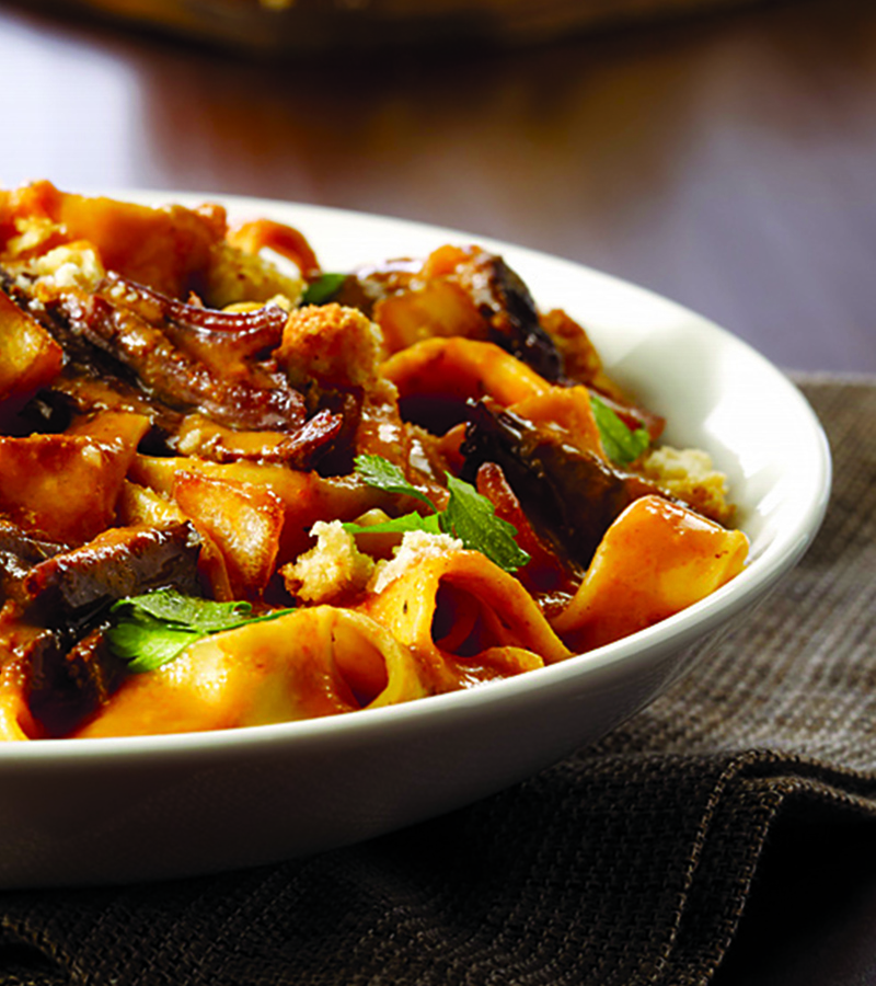 Maggiano's Braised Beef Pappardelle