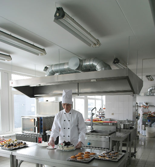 Swell Commercial Kitchen Ceiling Tiles Katinabags Com Largest Home Design Picture Inspirations Pitcheantrous