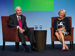 bill jw marriott and Deborah Marriott Harrison RLC 2015