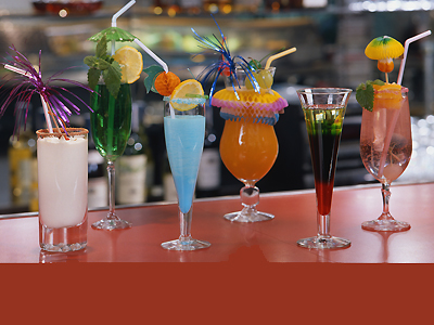 Frozen drinks: Beyond shakes and margaritas