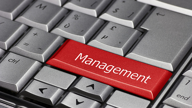 management keyboard