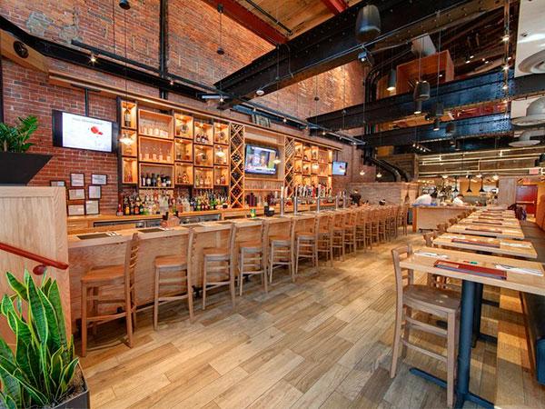matchbox bar kitchen
