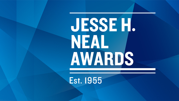 neal awards announcement