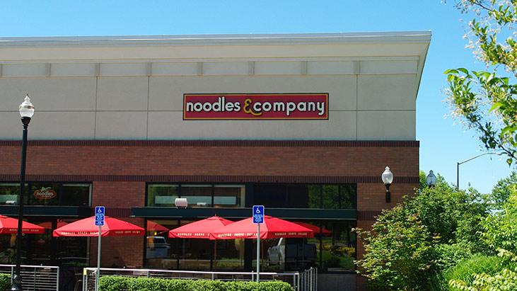 noodles company exterior