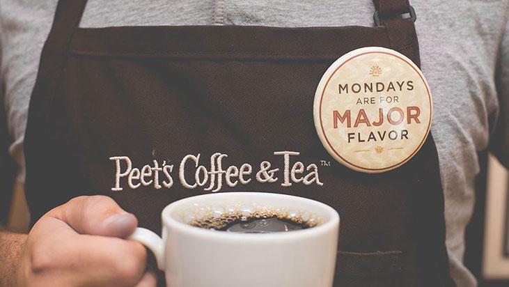 peets coffee tea