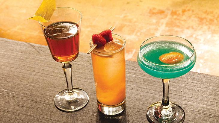 porchlight drinks