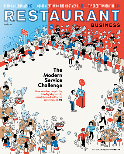 Restaurant Business Magazine April 2015 Issue