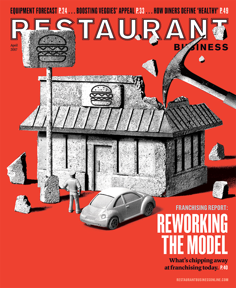 Restaurant Business Magazine April 2017 Issue