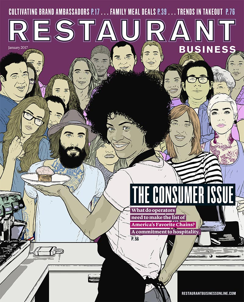 Restaurant Business Magazine January 2017 Issue