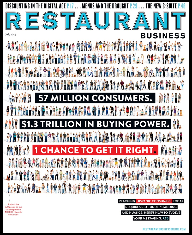 Restaurant Business Magazine July 2015 Issue