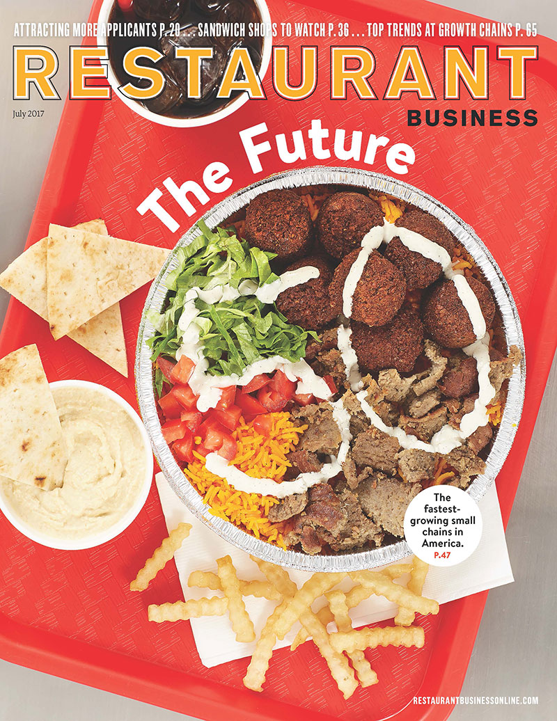 Restaurant Business Magazine July 2017 Issue