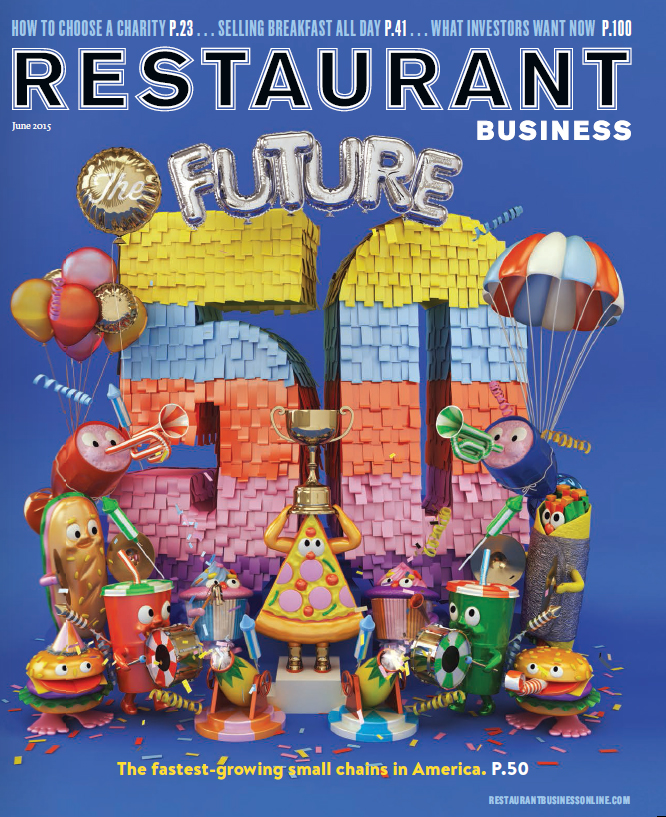 Restaurant Business Magazine June 2015 Issue